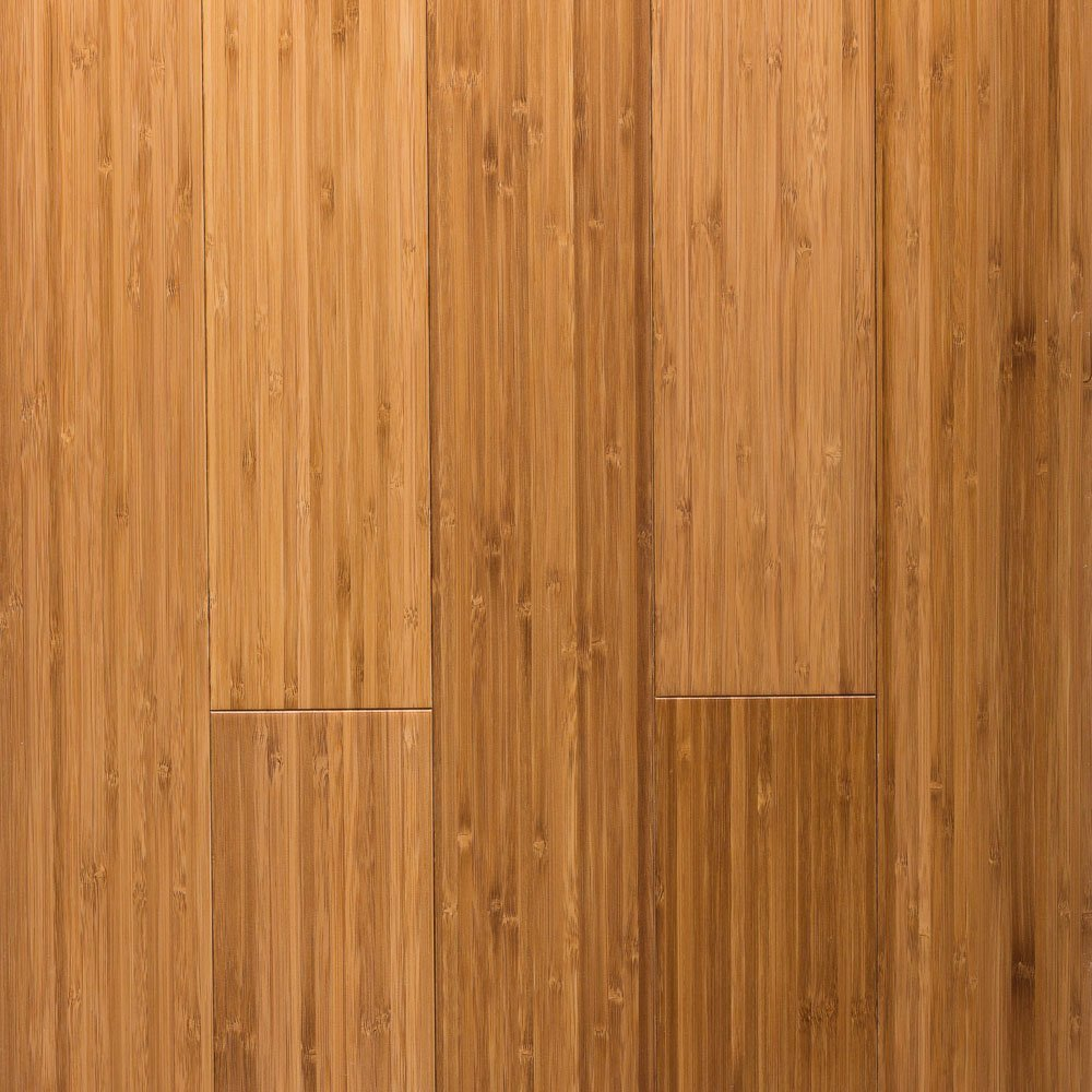 Vinyl Plank Flooring Vs Bamboo: Carbonized Vertical