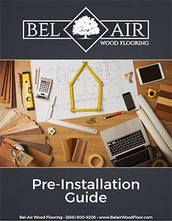 Pre Installation Guide